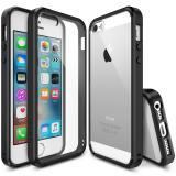 Ôn Tập Ốp Lưng Ringke Fusion Iphone Se 5 5S Đen Hang Nhập Khẩu Mới Nhất