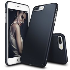 Ôn Tập Ốp Lưng Ringke Slim Iphone 7 Plus Đen Slate Metal Hang Nhập Khẩu