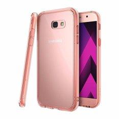Ốp Lưng Samsung Galaxy A7 2017 Ringke Fusion Hồng Trong Ringke Chiết Khấu