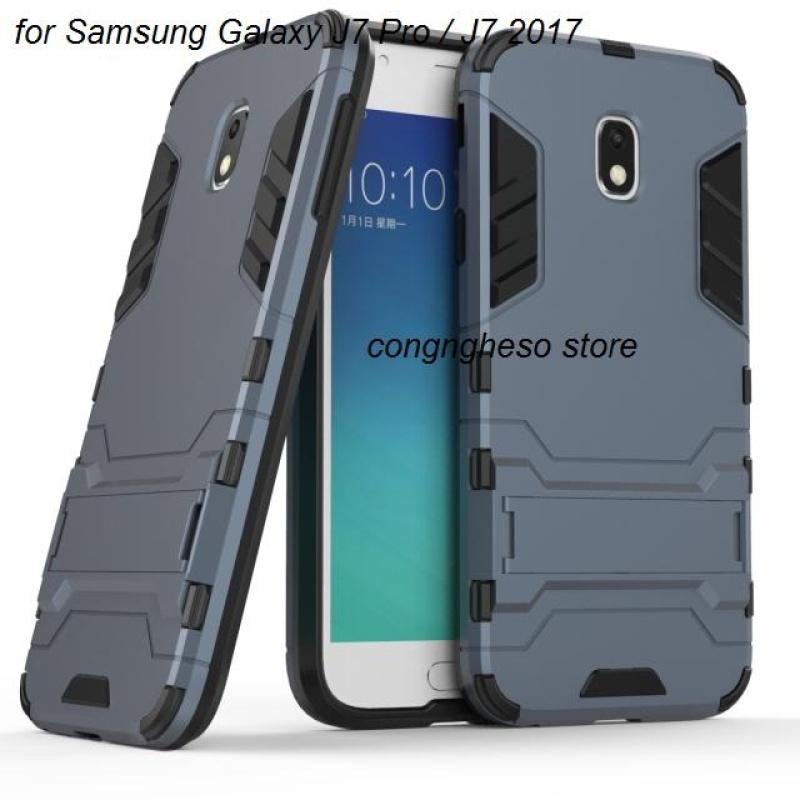Giá Ốp lưng Samsung Galaxy J7 Pro Iron Man chống sốc cao cấp