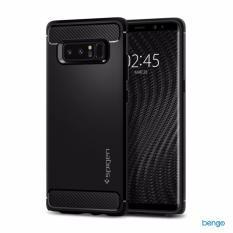 Giá Bán Ốp Lưng Samsung Galaxy Note 8 Spigen Rugged Armor Matte Black Nguyên