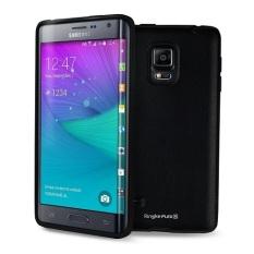 Mua Ốp Lưng Samsung Galaxy Note Edge Ringke Flex Đen Hang Nhập Khẩu Ringke