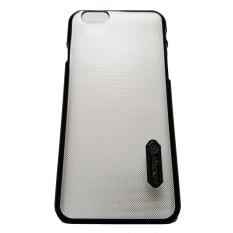 Chiết Khấu Ốp Lưng Sần Viền Mau Cho Iphone 4 4S Đen