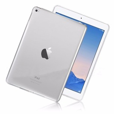 Ốp lưng silicon full body iPad Air 2 Ipad 6 - TLC CAS601 (Trắng trong suốt)