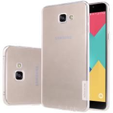 Cửa Hàng Ốp Lưng Silicon Nillkin Cho Samsung Galaxy A9 Pro A9100 Trắng Hà Nội