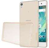 Ôn Tập Ốp Lưng Silicon Tpu Nillkin Cho Sony Xperia X Trong Suót
