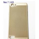 Ốp lưng tản nhiệt dạng lưới cho điện thoại Oppo Neo 7 - Hàng nhập khẩu