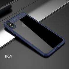 Giá Bán Ốp Lưng Trong Suốt Cao Cấp Cho Iphone X Ruby Rb004X Mới