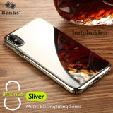 Bán Ốp Lưng Trong Suốt Viền Mau Luxury Cao Cấp Cho Iphone X Hiệu Benks Chống Sốc Toan Diện Sang Trọng Phan Phối Bởi Hotphukien Rẻ