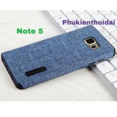 Giá Bán Rẻ Nhất Samsung Galaxy Note 5 Ốp Lưng Vải Hiệu My Colors Cao Cấp Sieu Đẹp