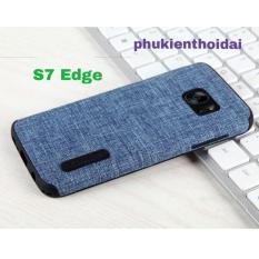 Giá Bán Samsung Galaxy S7 Edge Ốp Lưng Vải Hiệu My Colors Cao Cấp Sieu Đẹp My Colors Hà Nội