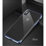 Bán Ốp Lưng Viền Mau Baseus Glitter Cho Iphone X Tặng Kinh Cường Lực Có Thương Hiệu