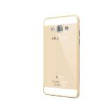 Giá Bán Ốp Lưng Viền Nhom Galaxy A5 Metal Vang Champange