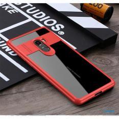 Hình ảnh Ốp lưng Xiaomi Mi Mix 2 IPAKY trong suốt viền nhựa dẻo