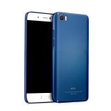 Cửa Hàng Ốp Lưng Xiaomi Mi5 Msvii Nhựa Mỏng Cao Cấp Xanh Dương Đậm Msvii Trực Tuyến