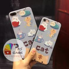 Bán Ốp Meo Cat Iphone 7 Plus Rẻ Nhất