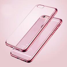Mua Ốp Trong Viền Nhom Hồng Iphone 6 Plus Trực Tuyến Rẻ