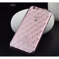 Giá Bán Ốp Viền Đinh Đa Anh Sao Kim Cương 3D Iphone 6 6S Hồng Iphone Nguyên