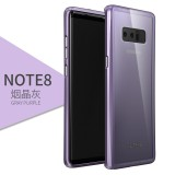 Chiết Khấu Original Luphie Aluminum Metal Bumper Frame Shockproof Case Armor For Note8 Transparent Tempered Glass Back Cover Shell For Samsung Galaxy Note 8 Intl Oem Trong Trung Quốc