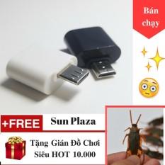 Hình ảnh OTG - Đầu chuyển Micro USB (dành cho android) + Tặng Gián Đồ Chơi