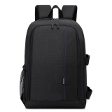Outdoor Multi Functional Backpack Waterproof Camera Laptop Bag Violet Intl Trong Trung Quốc