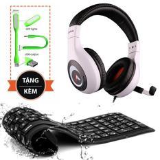 Giá Bán Ovann X4 Pro Gaming Keyboard Mk 3200 Led Usb Nhãn Hiệu Ovann