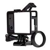 Bán Pannovo Fixed Frame Case W Bacpac Installation Elongated 30Mm Filter Arm For Gopro Hero 4 3 3 Intl Trực Tuyến