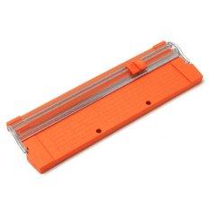 Hình ảnh Paper Cutting Machine for A4 Manual Paper Trimmer Cutter Blades Handmade Tool - Intl