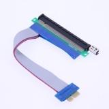 Mua Pci E 1X Để 16X Cap Mở Rộng Linh Hoạt Adapter Card Quốc Tế Trung Quốc