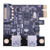 Cổng nối PCI-E đến USB3.0 Thẻ mở rộng PCI Express mở rộng 19Pin