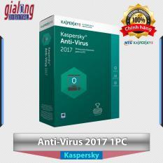 Hình ảnh Phần mềm diệt Virus bản quyền 1 PC 1 năm sử dụng - Kaspersky Anti Virus 2017 (KAV) - BOX