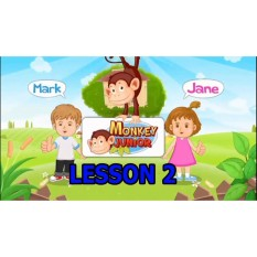Hình ảnh Phần mềm dạy tiếng Anh cho bé từ 0 đến 10 tuổi Monkey Junior - gói đa ngôn ngữ sử dụng 1 năm (Tặng 1 miếng dán điện thoại Hàn Quốc CHAC)