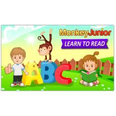 Hình ảnh Monkey Junior- gói 4 năm - Phần mềm dạy tiếng Anh cho bé từ 0 đến 10 tuổi (Tặng 1 miếng dán điện thoại Hàn Quốc CHAC: siêu bền, tiện lợi trị giá 50k)