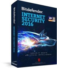 Hình ảnh Phần mềm diệt virus Bitdefender Internet Security 2016