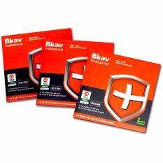 Hình ảnh Phần mềm diệt Virus BKAV Pro Internet model 2017 (Có hộp)