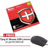 Giá Bán Phần Mềm Diệt Virus Bkav Pro Internet Security Tặng 01 Chuọt Lenovo Nguyên