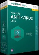 Mã Khuyến Mại Phần Mềm Diệt Virus Kaspersky Anti Virus 1Pc 1 Năm Cần Thơ