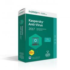 Hình ảnh Phần mềm diệt virus Kaspersky Anti virus 1PC (Xanh)