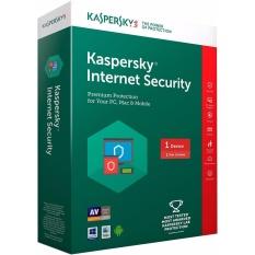 Phần Mềm Diệt Virus Kaspersky Internet Security 1Pc 2017 Hồ Chí Minh Chiết Khấu 50