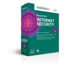 Giá Bán Phần Mềm Diệt Virus Kaspersky Internet Security 2015 1Pc Kaspersky Vietnam