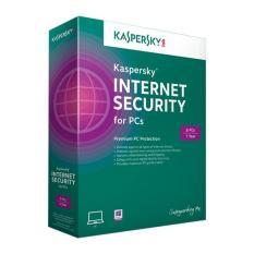 Mã Khuyến Mại Phần Mềm Diệt Virus Kaspersky Internet Security 2015 5Pcs 1 Năm Vietnam
