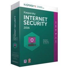 Hình ảnh Phần mềm diệt virus Kaspersky Internet Security 3PC 1Year (BOX)