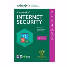 Giá Bán Phần Mềm Diệt Virus Kaspersky Internet Security 3Pc 2017 Rẻ