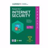 Mua Phần Mềm Diệt Virus Kaspersky Internet Security 3Pc 2018 Mới