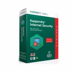 Ôn Tập Phần Mềm Diệt Virus Kaspersky Internet Security 5Pc 2018 Mới Nhất