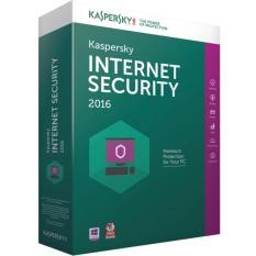 Giá Bán Phần Mềm Diệt Virus Kaspersky Internet Security Bản Quyền 1 May 1 Năm Mới