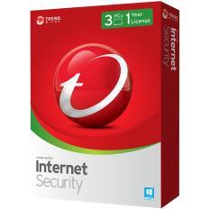 Hình ảnh Phần mềm diệt virus Trend micro titanium internet security 12