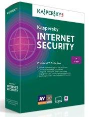 Mua Phần Mềm Diệt Viruskaspersky Internet Sercurity Kis Bản Quyền 1 Năm Box Kaspersky