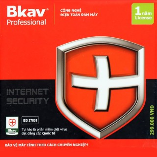 [Mới] Phần mềm diệt virut Bkav Pro Internet Security 1000000319 thumbnail