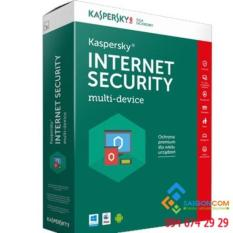 Hình ảnh Phần mềm diệt virut Kaspersky Internet security dùng cho 1PC